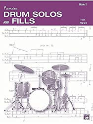 Famous Drum Solos and Fills: Book 2 (Ted Reed Publications)