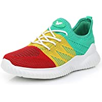 Impdoo Women's Memory Foam Slip On Walking Sneakers Comfortable Sports Athletic Tennis Running Shoes(US5.5-10 B(M)