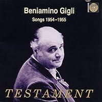 Songs 1954-55