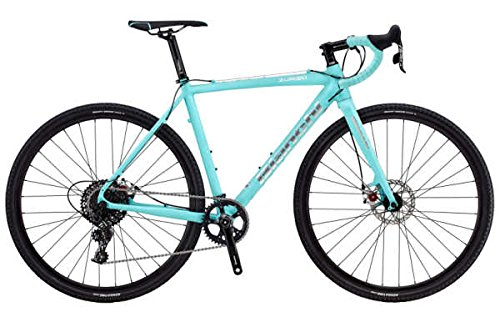 Bianchi (ビアンキ) ロードバイク ZURIGO DISC (ズリーゴ ディスク) 2018モデル (マットチェレステ) 52サイズ