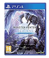 Monster Hunter World Iceborne Master Edition (PS4) (輸入版)