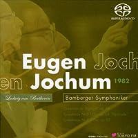 ベートーヴェン: 「エグモント」、交響曲第6番「田園」&第7番 (Beethoven : Symphony No.5 & 6 / Jochum & Bamberger Symphoniker (1982)) [SACDシングルレイヤー]