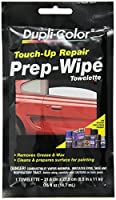Dupli-Color PW100 Prep Grease and Wax Remover Prep Wipe [並行輸入品]