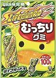 UHA味覚糖 むっちりグミ ライフガード 100g ×10袋