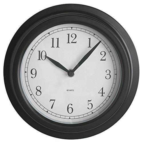 RoomClip商品情報 - ★デカード / DEKAD ウォールクロック / ブラック[イケア]IKEA(00062663)