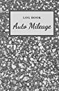 Mileage Log & Record Book: Vehicle Mileage Keeper Tracker for Expense Taxes Business or Person Notebook / Asphalt Road Theme Cover (Vol.1)