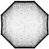 【国内正規品】 PHOTOFLEX ソフトボックス用アクセサリー オクタドーム N用グリッド マルチオクタドーム/シルバーオクタドーム対応 Mサイズ AC-ODGRIDM