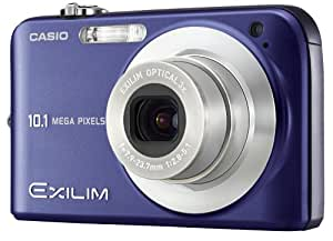 CASIO デジタルカメラ EXILIM (エクシリム) ZOOM EX-Z1050BE ブルー