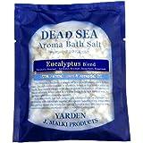 デッドシー?アロマバスソルト/ユーカリブレンド 80g 【DEAD SEA AROMA BATH SALT】死海の塩+精油+ハーブ/入浴剤(入浴用化粧品)【正規販売店】