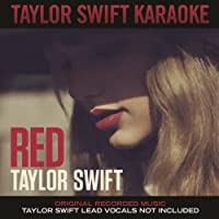 Taylor Swift - Red (Karaoke Edition) (CD+DVD)IMPORT