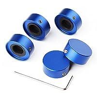 ギターエフェクターペダル フットスイッチ エフェクトペダル プロテクター 保護カバー キャップ (マザレン)