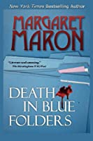 Death in Blue Folders (Sigrid Harald Series; 3) by Margaret Maron(2013-02-01)