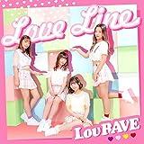 Love Line♪LovRAVEのCDジャケット