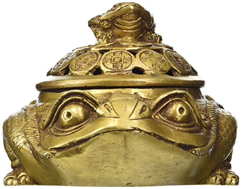 物理的にジム試すエーワンインドのペアDiya Oil Lamp真鍮彫刻供養キャンドルホルダーHindu Religiousホーム装飾ギフト+現金封筒(10個パック)