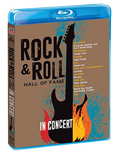 Rock & Roll Hall of Fame 2010-2017 [Blu-ray] [Import]
