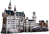 ウンブーム 1/250 ドイツ ノイシュヴァンシュタイン城 ペーパークラフト UMB157