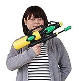 水鉄砲 ファルシオン ブラックタイプ 1個入  / お楽しみグッズ(紙風船)付きセット [おもちゃ&ホビー]