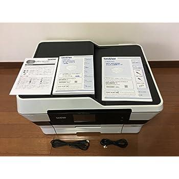 BROTHER A3インクジェットFAX複合機 PRIVIO/SuperG3 FAX/ADF/有線&無線LAN/給紙トレイ2段 MFC-J6970CDW