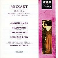 Mozart;Requiem Mass in D Mi