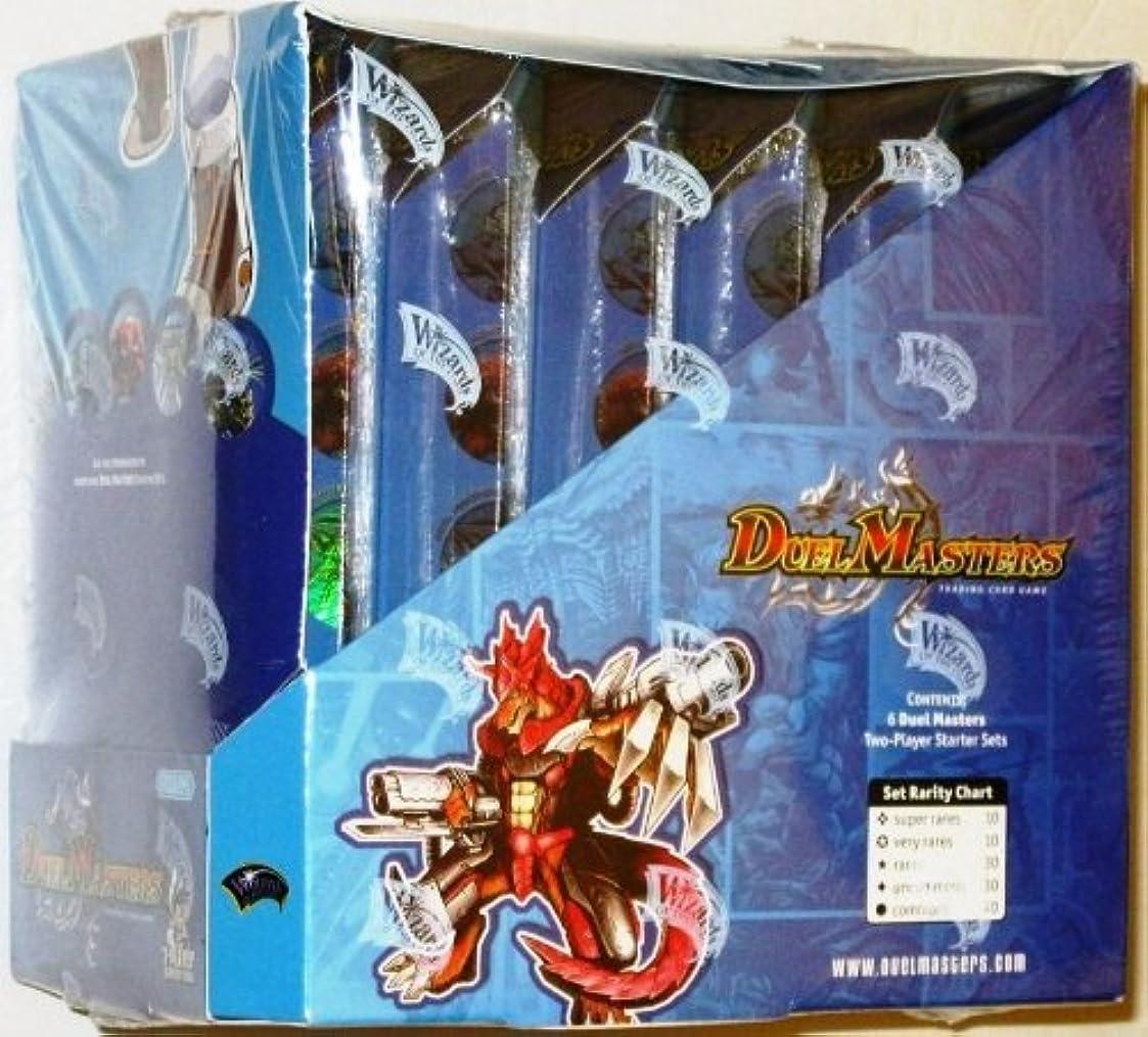 農民ラケットダイヤモンド6 Pack Duel Masters 2-player Starter Sets