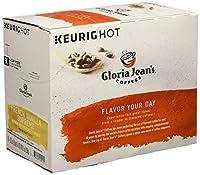 Gloria Jean 'sフレンチバニラSupremeコーヒー、Regular–Medium–k-cup–24/ボックス