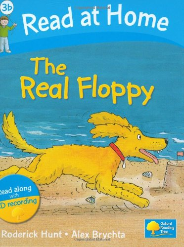 Read at Home: 3b: The Real Floppy Book + CD (Read at Home Level 3b)の詳細を見る