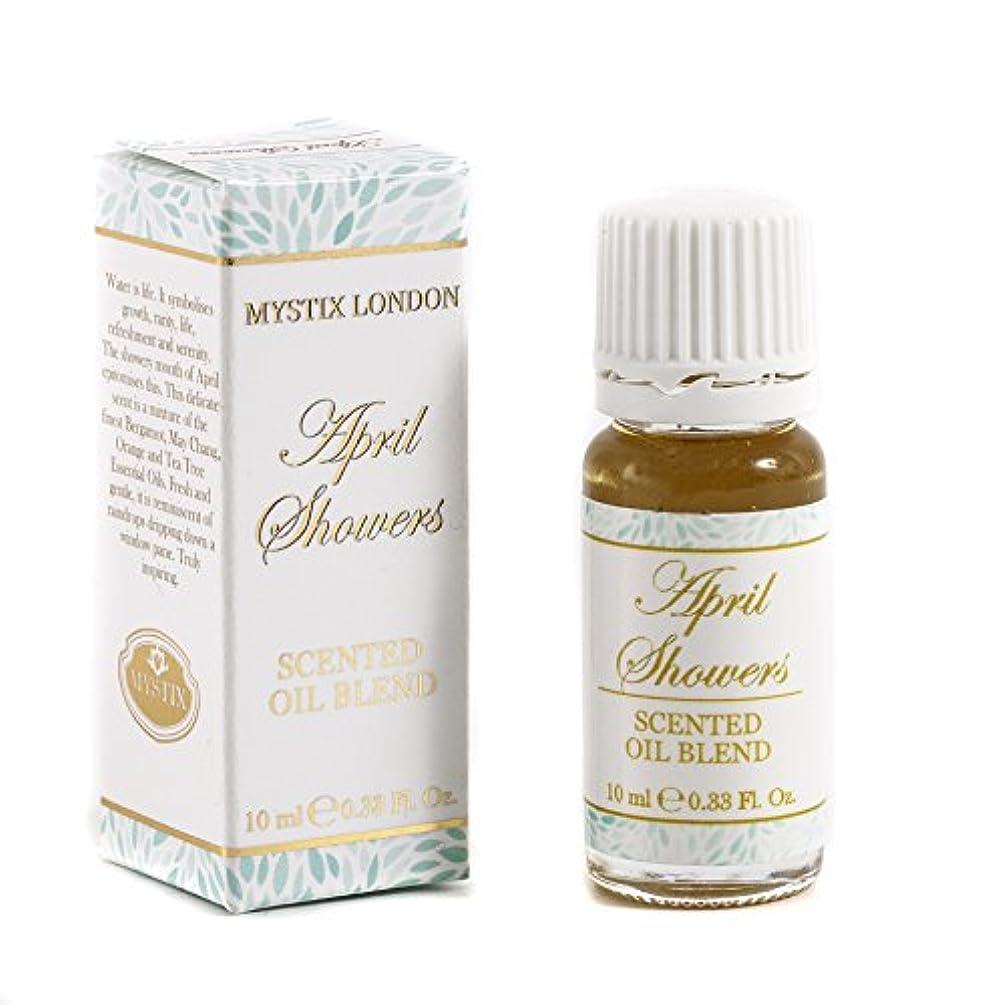 瞑想的キャンディーポップMystic Moments | April Showers - Scented Oil Blend - 10ml