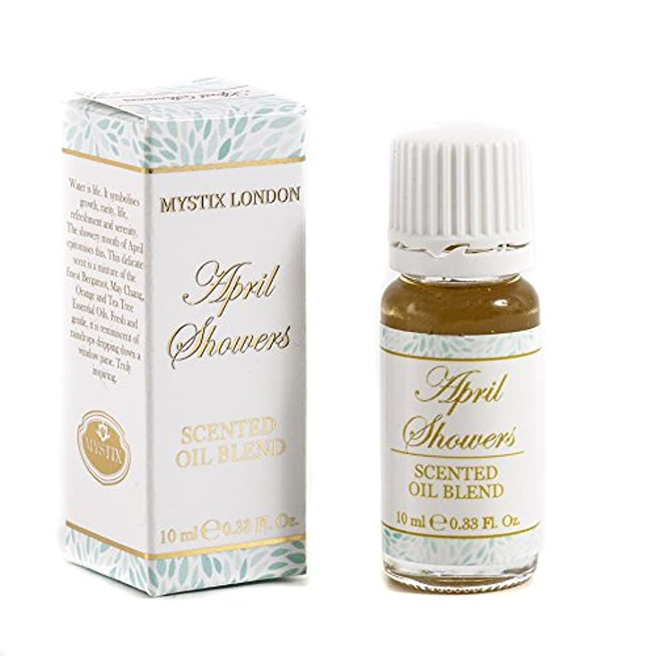 Mystic Moments | April Showers - Scented Oil Blend - 10ml