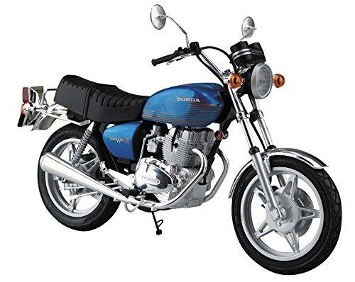 1/12 バイクシリーズ No.38 ホンダ ホークII CB400T
