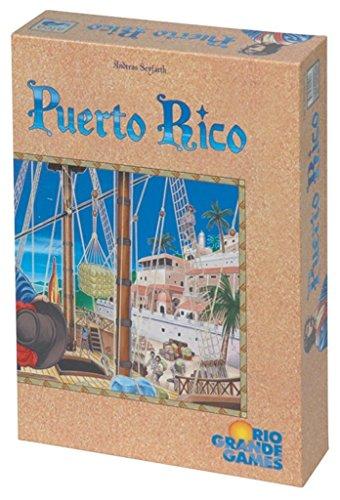 Puerto Rico 3-5 Player Game [並行輸入品]