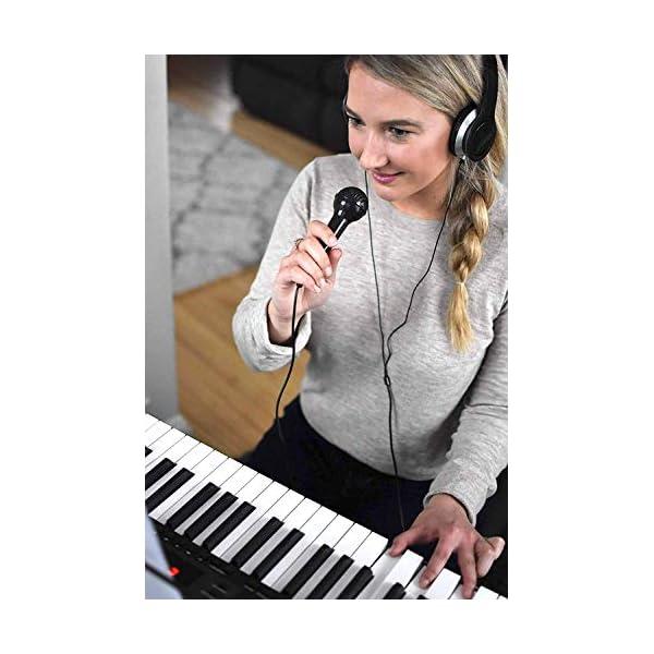 Alesis 電子キーボード 61鍵盤 初心者...の紹介画像4