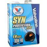 Valvoline エンジンオイル SYN-Protection SN 10W40 ER:Exellent Response 4L [HTRC3]