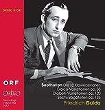 フリードリヒ・グルダ / ベートーヴェン:ピアノ・ソナタ全集 (Beethoven : 32 Piano Sonatas, Eroica-Variations, Diabelli-Variations, 6 Bagatels / Friedrich Gulda (1953,1954&1957)) (9CD Box)