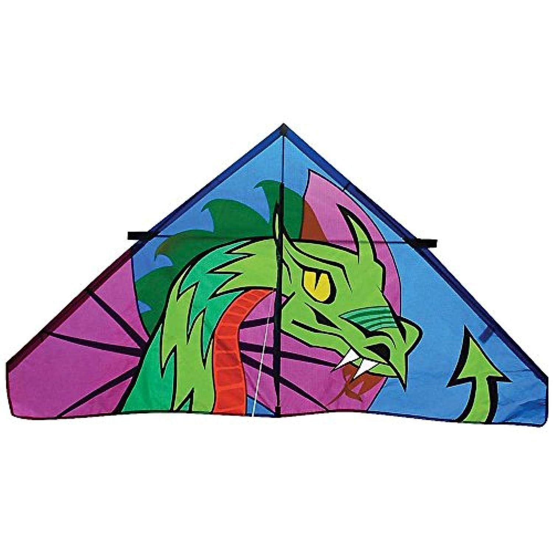 Skydog Kites LLC 11168ドラゴンDelta 55、