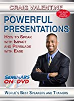 Powerful Presentations - How to Speak with Impact and Persuade With Ease - Communication Skills DVD Training Video