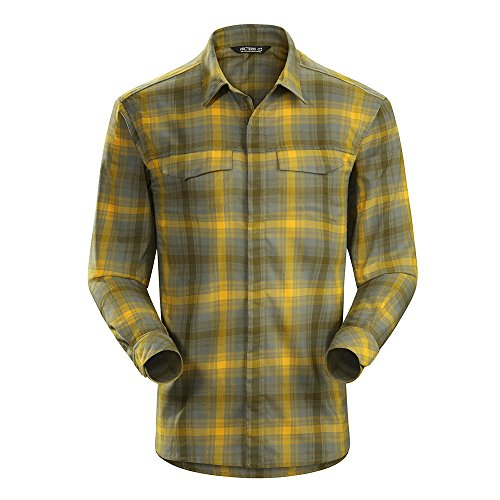 ARC`TERYX(アークテリクス) グライソン シャツ LS Gryson LS Shirt Mens 16898 Autobahn Aspen M
