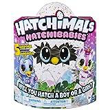 Hatchimals 6046468 HatchiBabies Unikeets Hatching Egg with Interactive Pet Baby