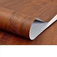 YETUGE-X 壁紙シール 木目調カッティングシート 耐熱 撥水 おしゃれ リメイクシート 防水 木目カッティングシート のり付き 貼ってはがせる