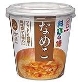 カップ料亭の味 なめこ 1食 ×6個