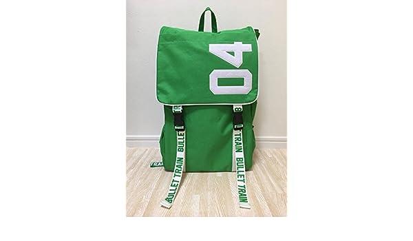 c1cf68d56ef1 Amazon | 超特急 タクヤ リュック バックパック 緑 | アイドル・芸能人グッズ 通販