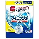 フィニッシュ 食洗機用洗剤 パウダー 詰替 レモン900g (約200回分)