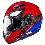 HJC CS-R3 ヘルメット Marvel Spiderman Home Coming マーベル スパイダーマン ホームカミング MC-1/XXL [並行輸入品]