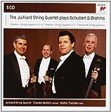 Juilliard String Quartet Plays Schub