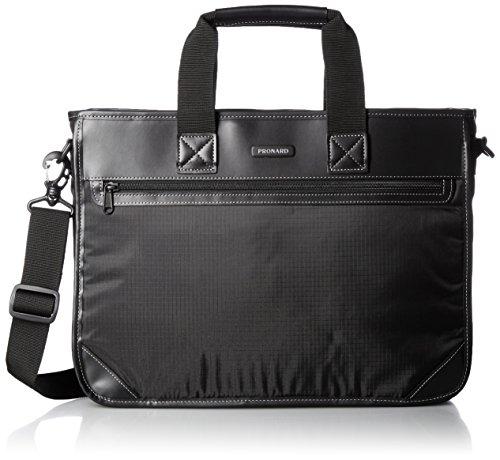 [プロナード] ビジネスバッグ ACE製 アーネスト 39cm 26406 01 ブラック