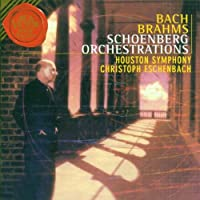 Schoenberg Orchestrations