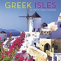 Greek Isles 2020 Calendar