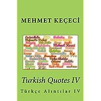 Turkish Quotes / Tuerkçe Alintilar (Series of Proverbs from the Past)