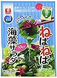 リケン ねばねば海藻サラダ(ノンオイル青じそ付き) 33g×10袋の商品画像