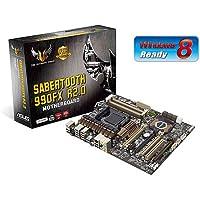 ASUS SABERTOOTH 990FX R2.0 AM3+ ATX [並行輸入品]