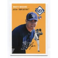 Matt Moore - 2012 Topps Archives #8 - RC ルーキーカード